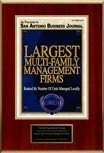 Largest Multi-Family Management Firms 2012