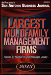 Largest Multi-Family Management Firms 2013