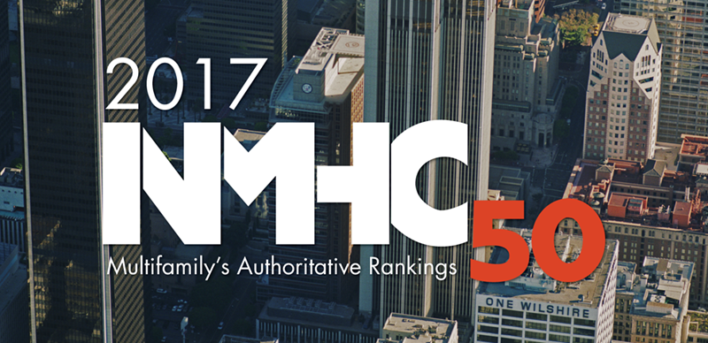 2017 NMHC Top 50